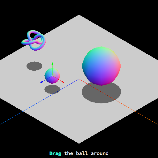 Bounding volume collision detection with THREE js